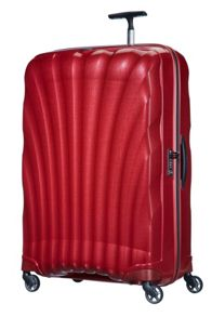 Samsonite Cosmolite 3.0 Red 4 Wheel Luggage Set