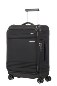 Samsonite Smarttop black 8 wheel luggage set