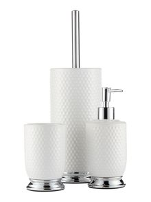 Linea Classic ceramic basin accessories range