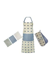 Dickins & Jones Penzance kitchen linen range