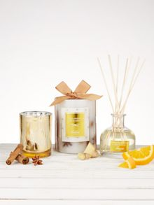 Linea Cinnamon & Ginger Fragrance Range