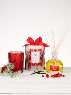 Linea Winter Berries Fragrance Range