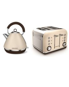 Morphy Richards Accents Sand Kitchen Electrical Range