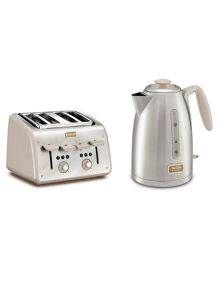 Tefal Maison beige kitchen electrical range