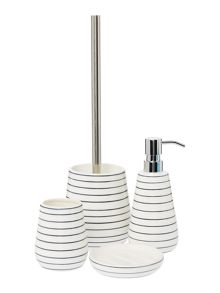 Linea Coast bath accessory range