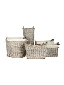 Junipa Willow Grey Storage Range