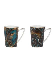 Biba Jungle Mugs Range