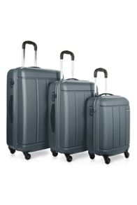 Antler Pluto Charcoal 4 Wheel Luggage Range