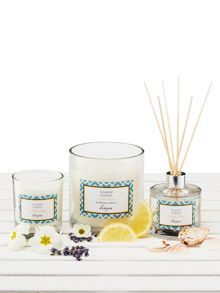Linea Coastal Cotton Fragrance Range
