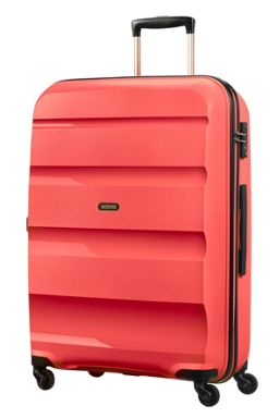 American Tourister Bon Air luggage set in coral