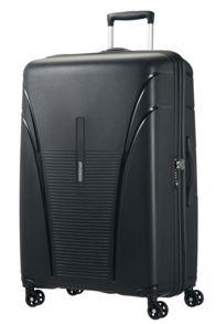 American Tourister Sky Tracer luggage set in dark slate