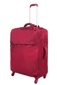 Lipault Original Plume luggage set in red
