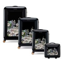 Ted Baker Gem garden 4 Wheel Luggage Range