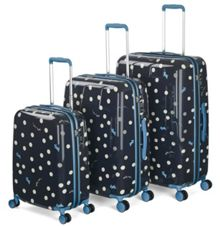 Radley Vintage Dog Dot Luggage Range