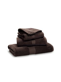 Avenue brown hand towel
