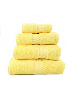 Etoile mimosa guest towel