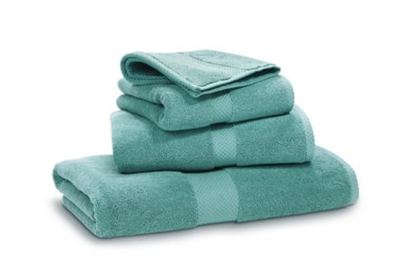 Ralph Lauren Home Avenue turquois wash towel