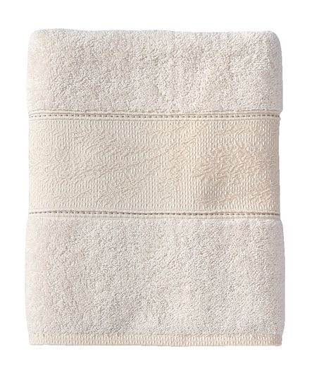 Yves Delorme Visible Naturel Guest Towel 42x70