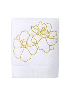 Idylle Blush guest towel