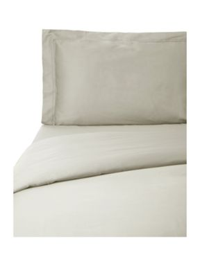 Yves Delorme Triomphe bed linen range in pierre