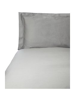 Triomphe platine king flat sheet
