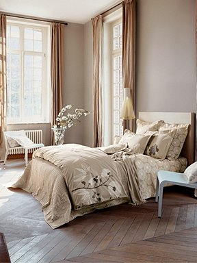 Yves Delorme Vice Versa Bed Linen Range In Pierre House
