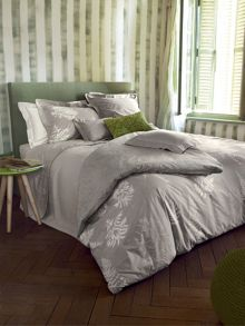 Sous-Bois bed linen range in mousse