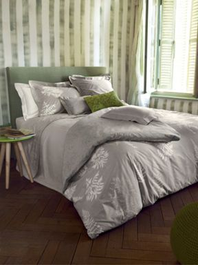 Yves Delorme Sous-Bois bed linen range in mousse