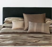 Calvin Klein Tanzania Single Duvet Cover Tan