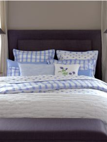 Lolableu bedlinen in blue