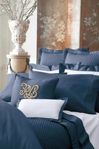 Ralph Lauren Home Langdon bedding range in Navy