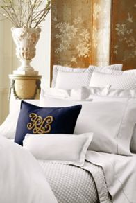 Ralph Lauren Home Langdon bedding range in white