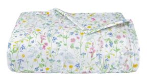 Yves Delorme Beaucoup blanc bed cover