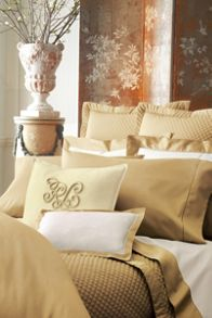 Langdon bedding range in bronze