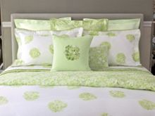 Etrevert pollen square pillow case