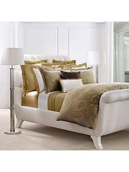 Doncaster bronze super king duvet cover
