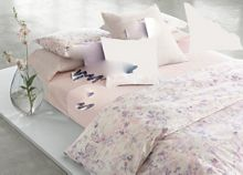 Blush bed linen range