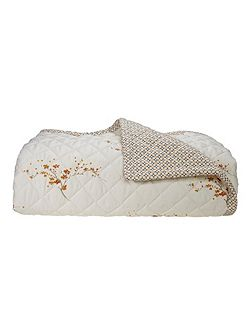 Tokaido Caramel double bed cover