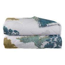 Yves Delorme Calicot peacock bed cover range