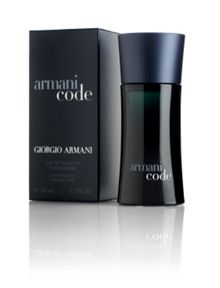 Code For Men Eau de Toilette 75ml
