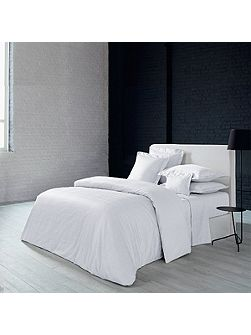 Baptiste blanc fitted sheet 180x200