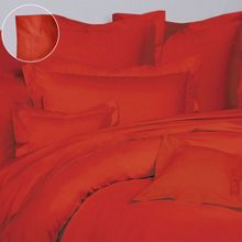 Olivier Desforges Alcove rouge fitted sheet 180x200