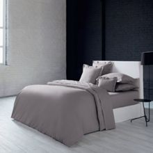 Olivier Desforges Alcove ardoise fitted sheet 140x190