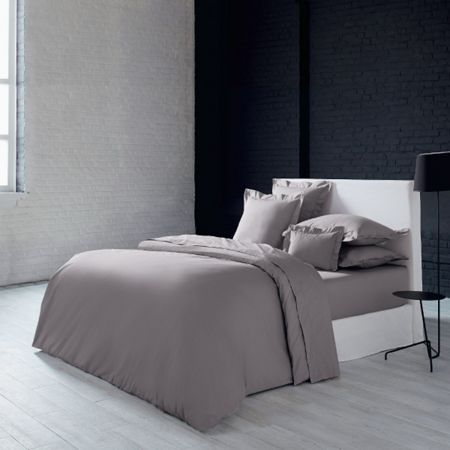 Olivier Desforges Alcove ardoise fitted sheet 160x200