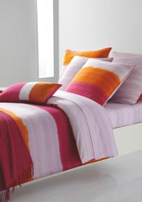 Hugo Boss indian song bedlinen in multi