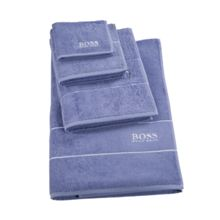 Hugo Boss Plain Denim 100% Egyptian Cotton Twisted