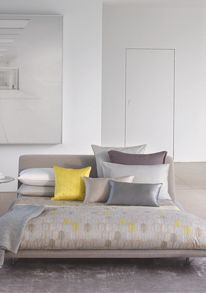 Nest yellow double flat sheet 240x300