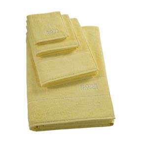 Hugo Boss Plain Lemon Towelling Range