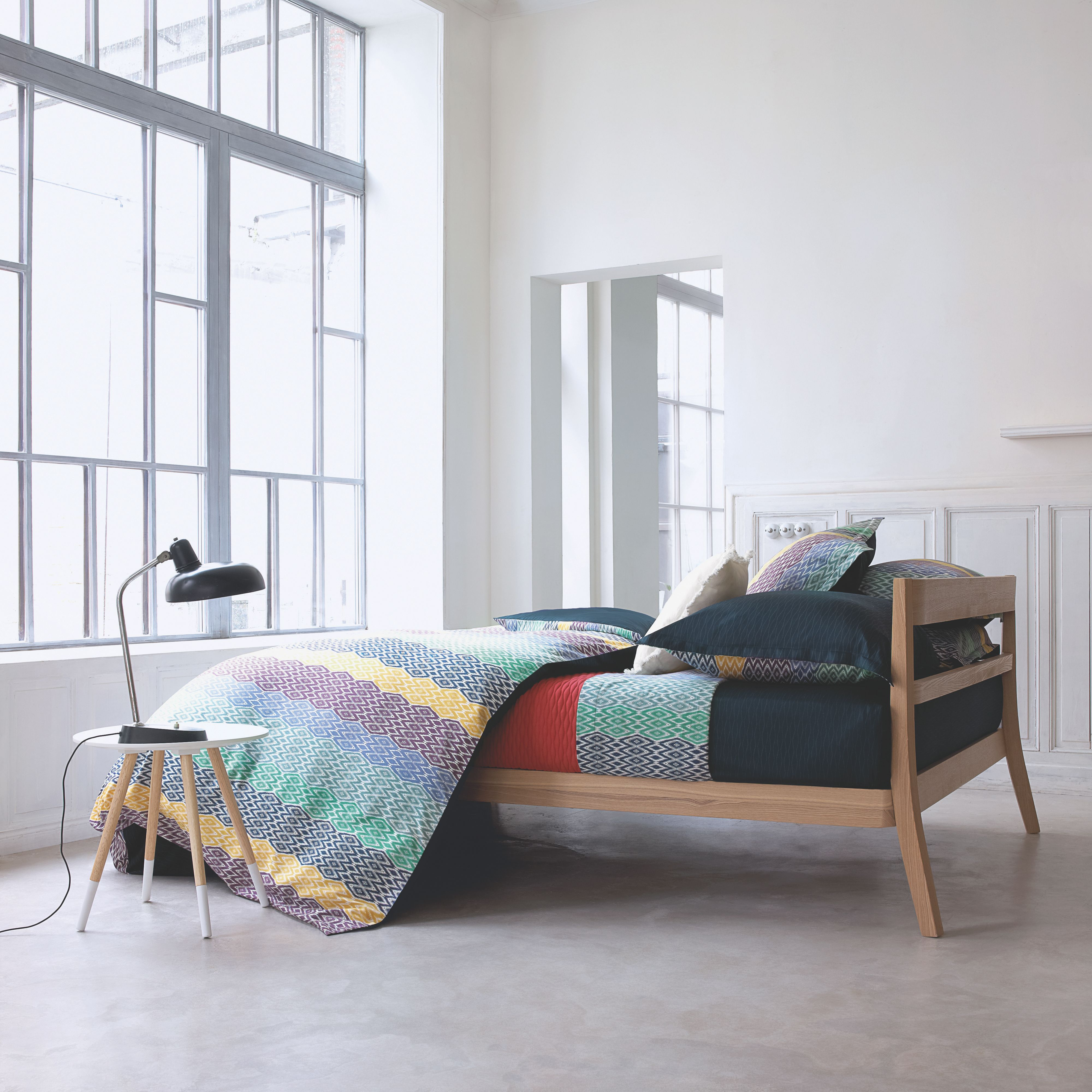Pekan Multi Coloured Bedlinen Range