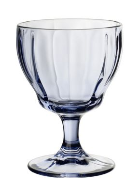 Villeroy & Boch Farmhouse touch blue glassware range